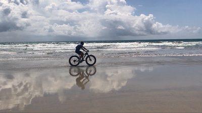 пляжный велосипед ламу кения