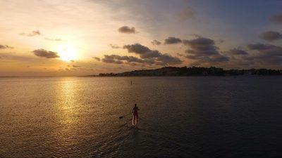падлбординг paddleboarding