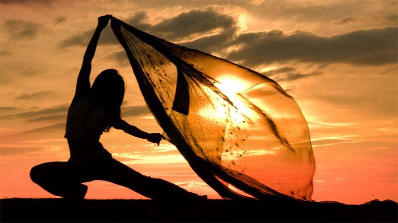 йога асана как танец шамана