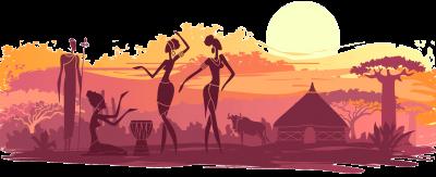 африка йога