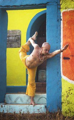 йога онлайн сергей замковой