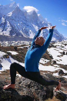 онлайн курс йоги Сергея Замкового