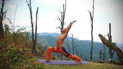 Урок 14 - практика йоги