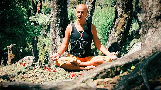 Урок 16 - онлайн курс йоги Сергей Замковой